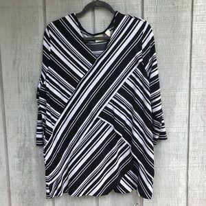 Chico's Plus Size Dressy Shirt